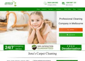 jenascarpetcleaning.com.au