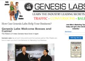 jenkinsgenesislabs.com