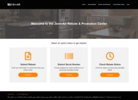 jennair.rewardpromo.com