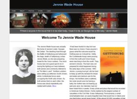 jennie-wade-house.com