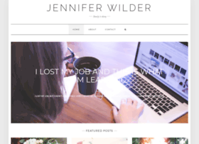 jennifer-wilder.com