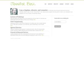 jenniferblock.org