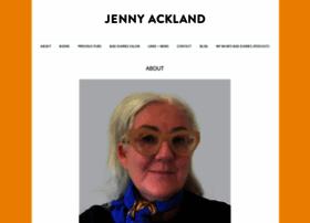jennyackland.com