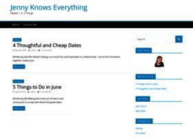 jennyknowseverything.com