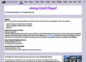 jennylindchapel.org