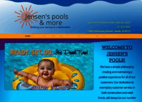 jensenspools.com