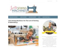 jensewingmachines.com