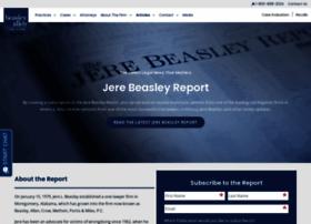 jerebeasleyreport.com