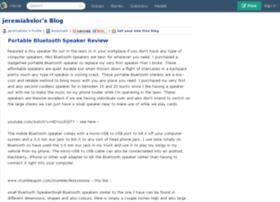 jeremiahslor.blogs.experienceproject.com