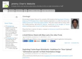 jeremy-chen.org