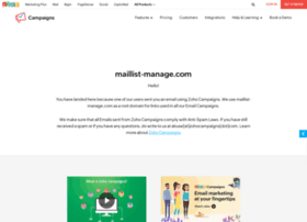 jeremy.maillist-manage.com