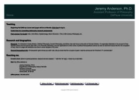 jeremyanderson.net