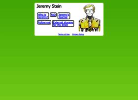 jeremystein.com