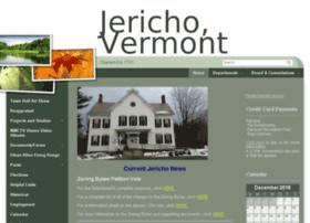 jerichovt.gov