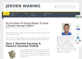 jeroenwaning.com
