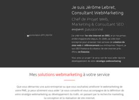 jerome-lebret.com