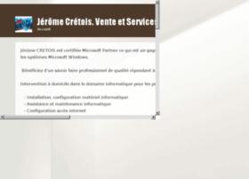 jeromecretois.fr
