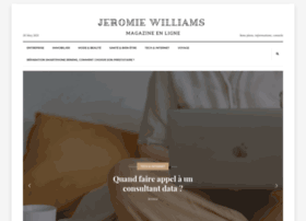 jeromiewilliams.com
