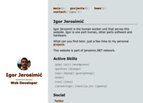 jerosimic.net