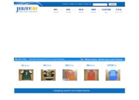 jersey101.com