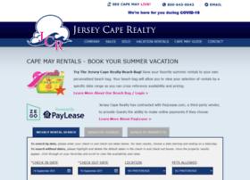 jerseycaperealtyrentals.com