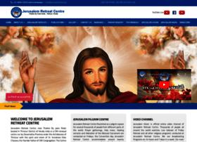 jerusalemcentre.org