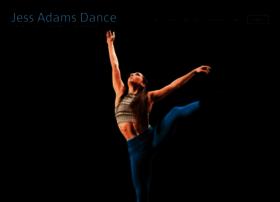 jessadamsdance.com