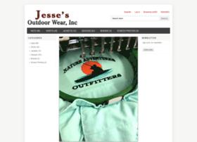 jessesoutdoorwear.com