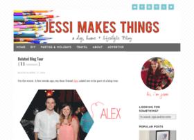 jessimakesthings.com