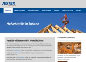 jester-holzbau.de