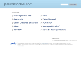 jesucristo2020.com