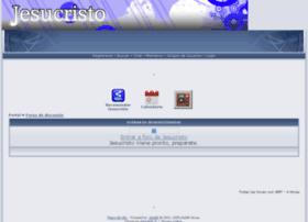 jesucristoviene.creatuforo.com