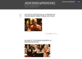 jesuisefapienne.tumblr.com