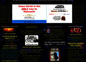 jesus-is-savior.com