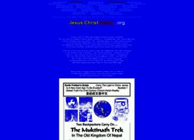 jesuschristchina.org