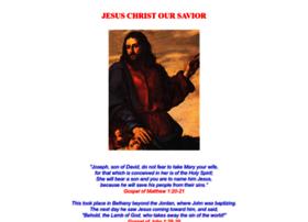 jesuschristsavior.net