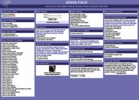 jesusfolk.com