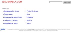 Jesushabla.com
