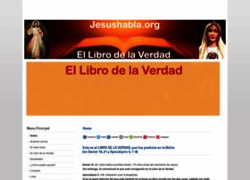 jesushabla.org