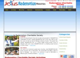 jesusredemptionministries.org