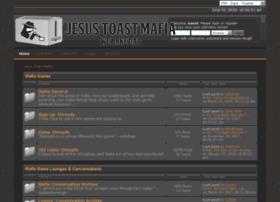 jesustoastmafia.com