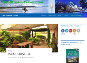 jet-stream-travel.com