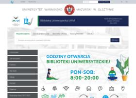 jet.uwm.edu.pl