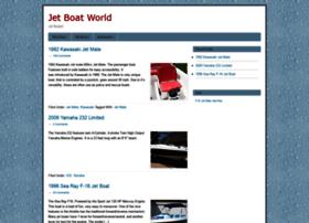 jetboatworld.com