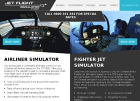 jetflightsimulatorsydney.com.au