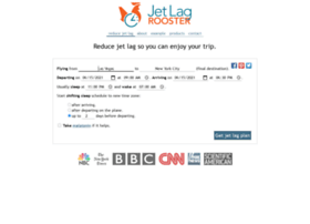 jetlagrooster.com