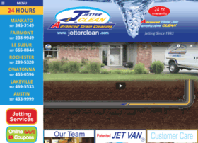 jetterclean.com