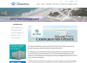 jettyparkbeachandcampground.com