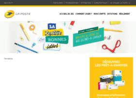 jeu-pretaenvoyer.laposte.fr
