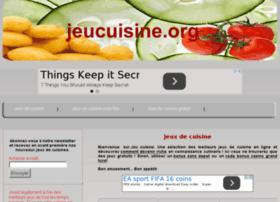 jeucuisine.org